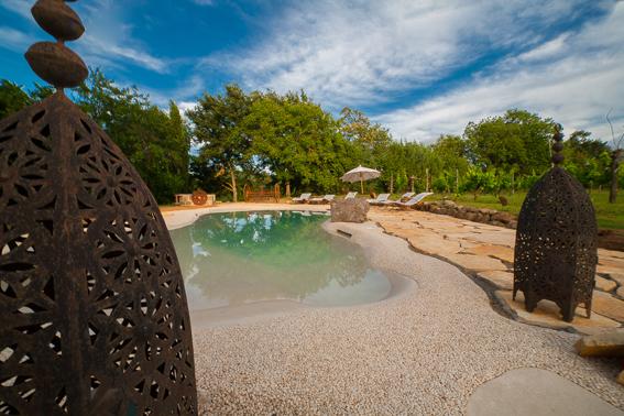 Bio piscina hot tub for Bio piscina