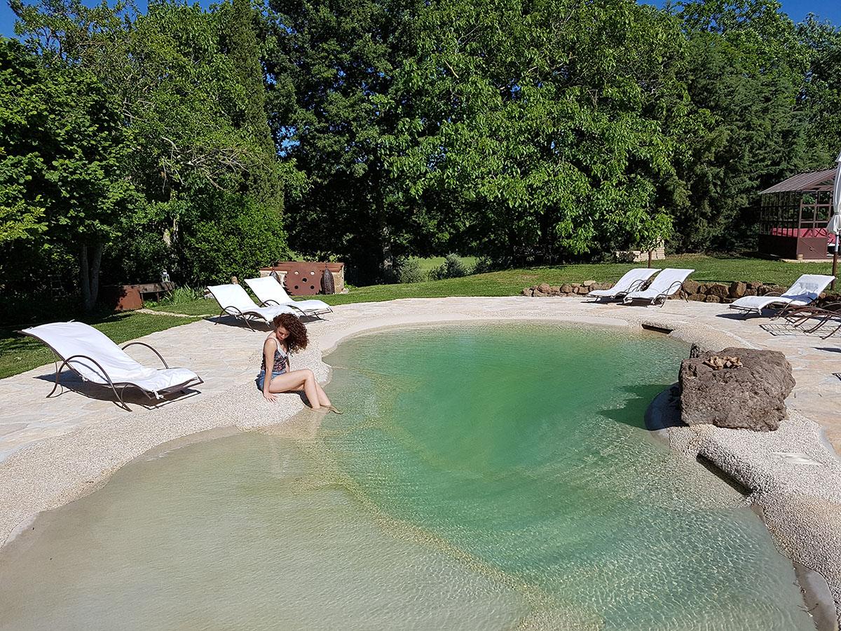 Spirulina pura al 100 la fonte naturale pi ricca di for Bio piscina